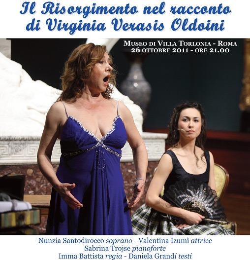 Il Risorgimento nel racconto di Virginia Verasis Oldoini