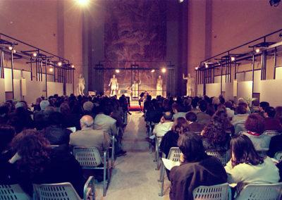 cep 01- 1^ Stagione - '900 - Il violino e la chitarra - Museo della Civiltà Romana