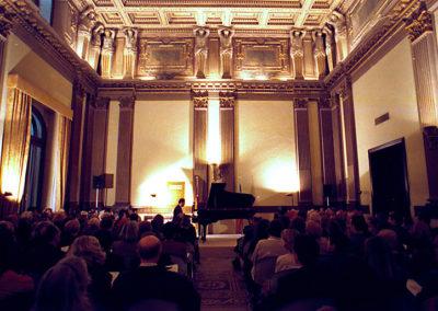 cep 07 - 3^ Stagione - '800 - Il pianoforte romantico - Palazzo Wedekind