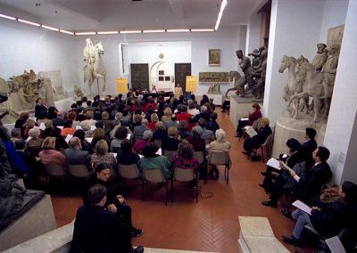 cep 09 - 4^ Stagione - '700 - Pene d'amore, ovvero la scuola degli amanti - Museo Canonica