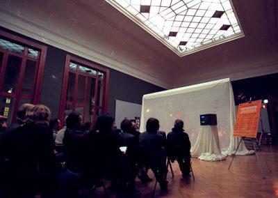 cep 11 - 5^ Stagione - '900 - La voce recitante -Galleria Nazionale d'Arte Moderna - Sala SACS