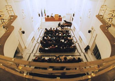 cep 15 - 6^ Stagione - '900 - Il Descrittivismo ed il Fantastico nel Pianoforte -Complesso Monumentale S.Andrea al Quirinale - Teatro dei Dioscuri