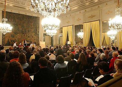 cep 17 - 7^ Stagione - '600 - Passacaglie e folia, il canto della Spagna - Palazzo di Spagna - Ambasciata di Spagna presso la Santa Sede