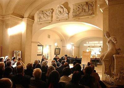 cep 19 - 7^ Stagione - '800 - Il Poetico ed il Fantastico nel trio romantico - Vittoriano - Sala dei Plastici
