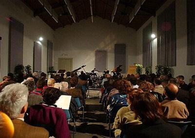 cep 20 - 7^ Stagione - '900 - Il Pianoforte e le percussioni - Antiquarium Comunale al Celio - Salone della Musica