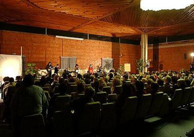 cep 21 - 7^ Stagione - Oggi - La musica New Age, tendenze musicali del III Millennio - Biblioteca Nazionale Centrale - Sala delle Conferenze