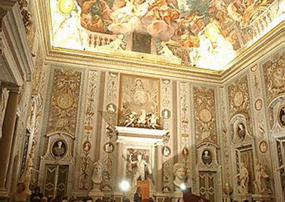 cep 22 - 8^ Stagione - '500 - Architetture sonore dal medioevo al rinascimento - Palazzina Borghese - Salone Mariano Rossi