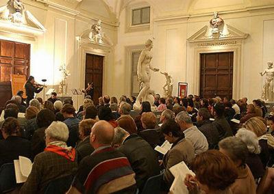 cep 23 - 8^ Stagione - '600 - Canzoni, sonate e balli del primo Barocco - Palazzo Corsini - Galleria Nazionale d'Arte Antica