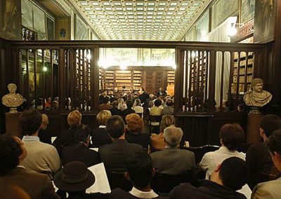 cep 24 - 8^ Stagione - '800 - La vocalità da camera nel Romanticismo - Palazzo Primoli - Biblioteca Fondazione Primoli