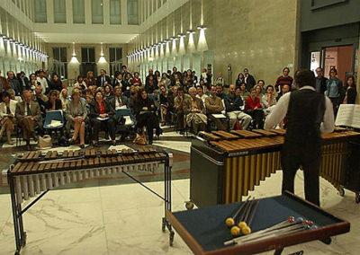 cep 25 - 8^ Stagione - '900 - Suoni e ritmi dal Mondo - Museo Nazionale Preistorico Etnografico L. Pigorini - Piano dell'Etnografia