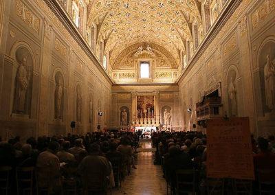 cep 33 - 10^ Stagione - '600 - Quello sguardo sdegnosetto - Palazzo del Quirinale - Cappella Paolina