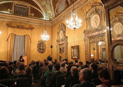 cep 34 - 10^ Stagione - '700 - Arie e duetti dell'epoca illuminata -Palazzo Rondinini - Salone da Ballo