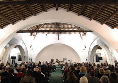 cep 46 - 13^ Stagione - '700 - Cantatrici ed evirati cantori - Complesso di San Michele in Sassia - Sala dello Stenditoio