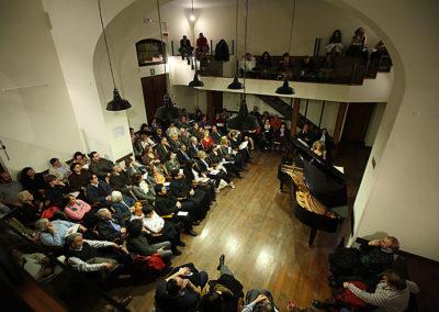 cep 52 - 14^ Stagione - '800 - Immagini del pianismo romantico - Museo Nazionale degli strumenti musicali - Auditorium