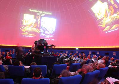 cep 53 - 14^ Stagione - '900 - Serenata per tre satelliti - Planetario - Museo Astronomico