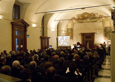 cep 55 - 15^ Stagione - '500 - La Signora del Rinascimento, musicisti alla corte di Isabella d'Este - Senato della Repubblica - Sala Capitolare
