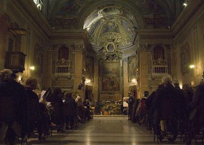cep 56 - 15^ Stagione - '600 - Il suono di Caravaggio - Oratorio del Caravita