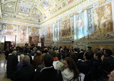 cep 59 - 16^ Stagione - '500 - Movete al mio ben suon - Castel Sant'Angelo - Sala Paolina
