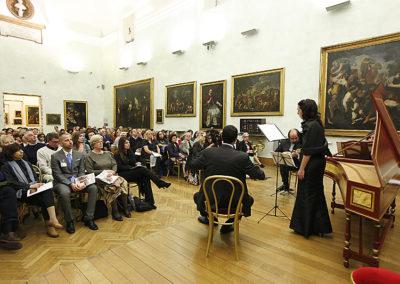 cep 60 - 16^ Stagione - '600 - Gli Scarlatti, di padre in figlio - Palazzo dei Conservatori - Sala Pietro da Cortona