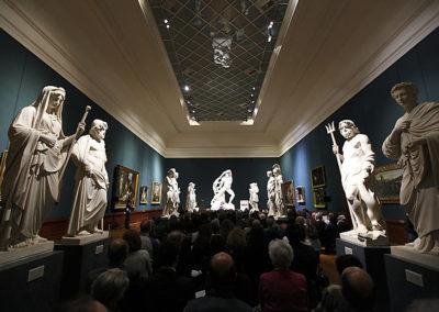 cep 61 - 16^ Stagione - '800 - La Contessa di Castiglione - Galleria Nazionale d'Arte Moderna e Contemporanea - Salone dell'Ercole