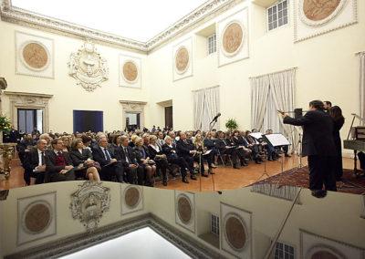 cep 69 - 17^ Stagione – '600 - Se mi vedessi il cor - Palazzo Pamphilj - Sala Palestrina - Ambasciata del Brasile
