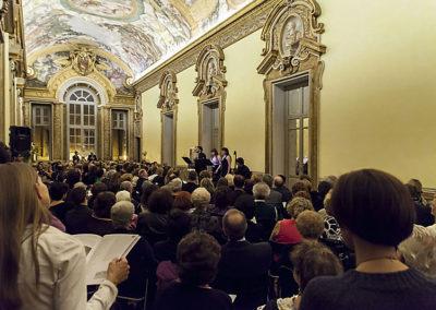cep 71 - 18^ Stagione - '600 - E viver e morire - Palazzo Pamphilj - Galleria Cortona - Ambasciata del Brasile