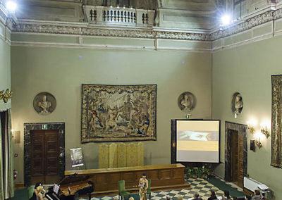 cep 72 - 18^ Stagione - '700 - Le Donne di Wolfgang - Palazzo Altieri - Sala della Clemenza