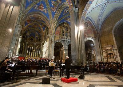 gmc 04 - Santa Maria sopra Minerva - Roma 6-01-2013 Concerto dell'Epifania 'Omaggio a Sua Santità Benedetto XVI'