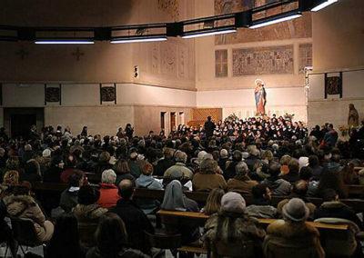 gmc 08 - Basilica Santi Pietro e Paolo - Roma 21-12-2002 Coro Pueri Cantores