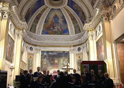 gmc 11 - Cattedrale Sant'Agapito Martire - Palestrina (RM) 23-12-12 direttore G. Zampieri Corale Polifonica Marcellinense