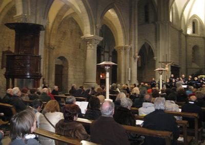 gmc 12 - Chiesa Abbaziale di San Martino al Cimino (VT) 21-12-2008