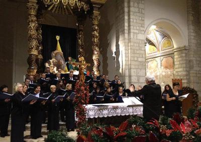 gmc 14 - Concattedrale di Santa Maria - Sezze Romano (LT) 28-12-2011 Corale di Latina M. Bassi