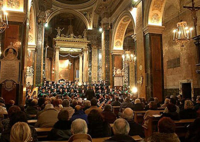gmc 16 - Duomo Santa Maria Assunta - Rieti 15-12-2001 Gruppo ARAMUS