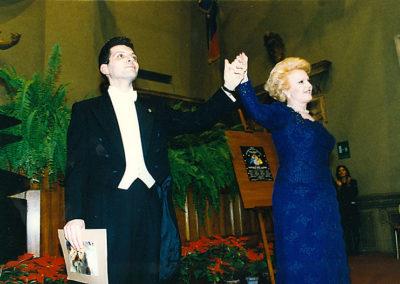 gmc 19 - Roma Campidoglio 27-12-1994 soprano Katia Ricciarelli pianista Vincent Scalera