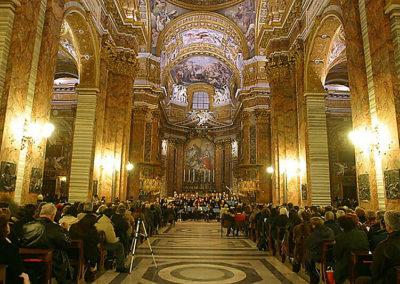 gmc 23 - San Carlo al Corso - Roma 02-01-2004 Coro e Orchestra Canticorum Iubilo
