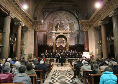 gmc 25 - San Crisogono - Roma 27-12-2005 Corale San Marco