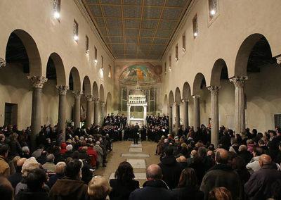 gmc 28 - San Giorgio in Velabro - Roma 30-12-2005 Schola Cantorum S. M. Angeli