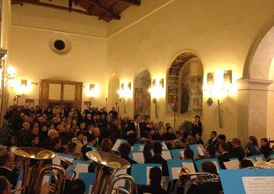 gmc 29 - San Giovanni Battista e Maria SS. Immacolata - Poggio Moiano (RI) 03-01-2012 Sabina Wind Orchestra