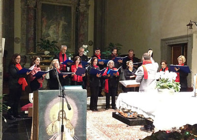 gmc 30 - San Lorenzo - Formello (RM) 18-12-2011 Saint Paul's Choir M. S. Vasselli
