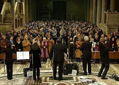 gmc 31 - San Lorenzo Fuori le Mura - Roma 30-12-2002 Bronzeville American gospel