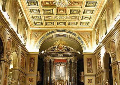 gmc 32 - San Lorenzo in Lucina - Roma 23-12-2003 Ensemble di Ottoni e Coro