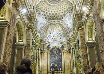 gmc 33 - San Luigi dei Francesi - Roma 21-12-2012 Orchestra Giovanile Papillon
