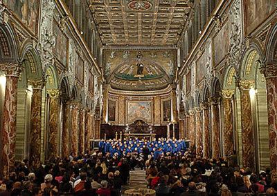 gmc 34 - San Marco al Campidoglio - Roma 14-12-2003 Coro Musica Animata