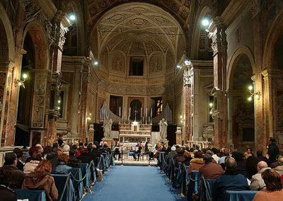gmc 35 - San Pietro in Montorio - Roma 17-12-2003 Orchestra delle Nazioni