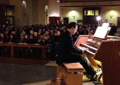 gmc 38 - San Saturnino Martire - Roma 29-12-2012 organo Juan Paradell Solé
