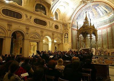 gmc 39 - Santa Cecilia in Trastevere - Roma 15-12-2003 Coro dell'Università di Roma Tor Vergata