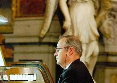 gmc 41 - Santa Francesca Romana - Roma 29-12-2008 organo J.E. Goettsche