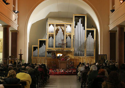 gmc 43 - Santa Galla - Roma 04-01-2006 organo A.Bialic