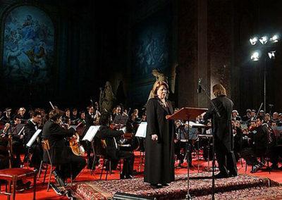 gmc 48 - Santa Maria degli Angeli - Roma 6-01-2002 soprano Luciana Serra