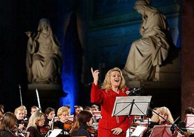 gmc 49 - Santa Maria degli Angeli - Roma 6-01-2003 soprano Chiara Taigi